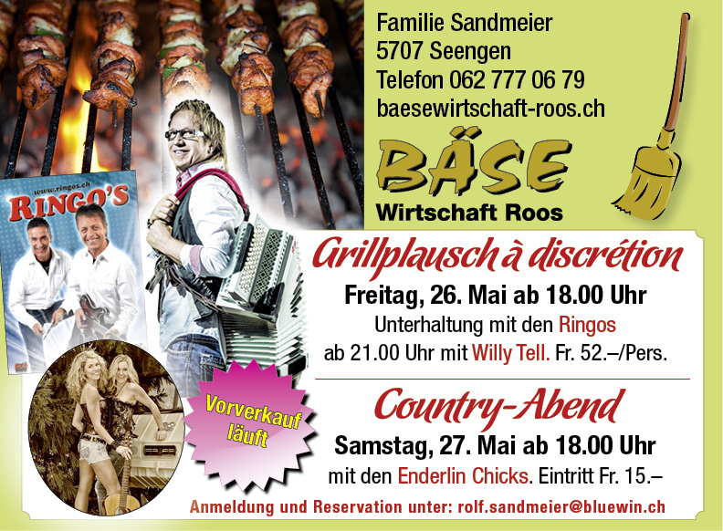 Country grillplausch